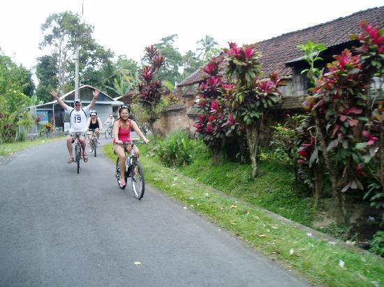 Bali Bintang Tour: I said my husband had a great time.....