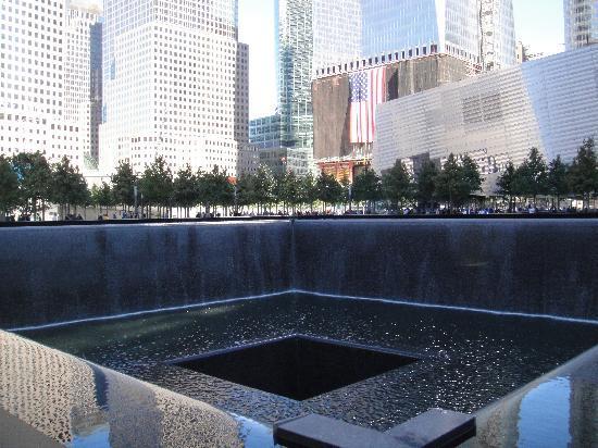 อนุสรณ์ 9/11: 9-11 Memorial