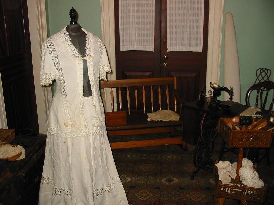 Juliette Gordon Low's Birthplace: Inside the house