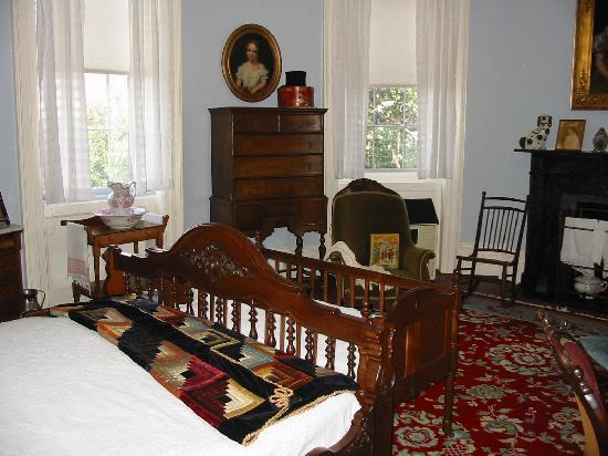 Juliette Gordon Low's Birthplace: Another room