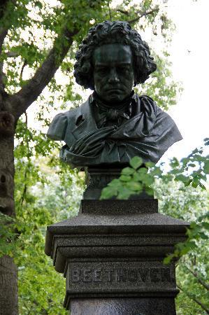 เซ็นทรัลปาร์ค: Just one of the many statues.