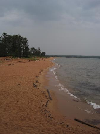 Apostle Islands National Lakeshore: Stockton Island