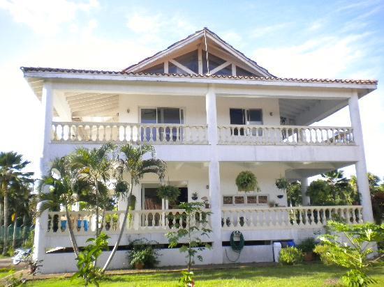 Hosteria Mar y Sol: Casa principal