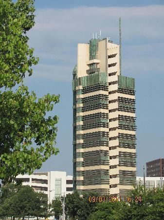 Inn at Price Tower: Price Tower