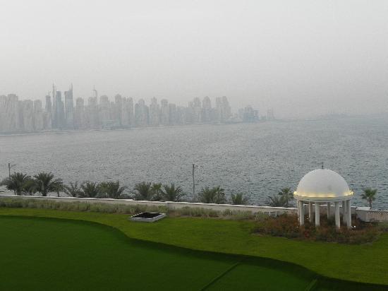 โรงแรมจูไมราซาบีลซาเรย์: The view from our room