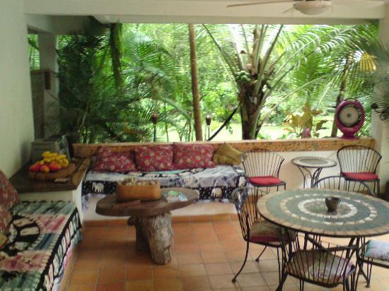 Atrapasuenos Dreamcatcher Hotel: lobby