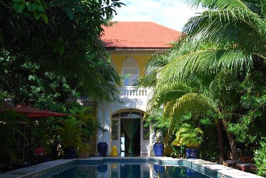 โรงแรมเดอะพาวิเลียน: Colonial eloquence at The Pavilion