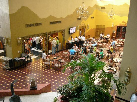 Copantl Hotel Convention Center Breakfast At