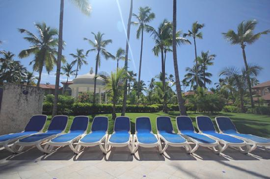 Majestic Colonial Punta Cana: plenty of chairs