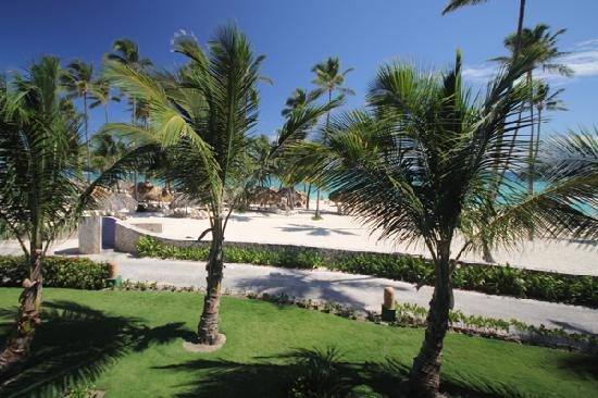 Majestic Colonial Punta Cana: room with a view