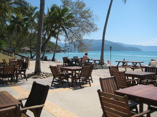 โรงแรมพอร์ตไซด์ วิทซันเดย์: LONG ISLAND