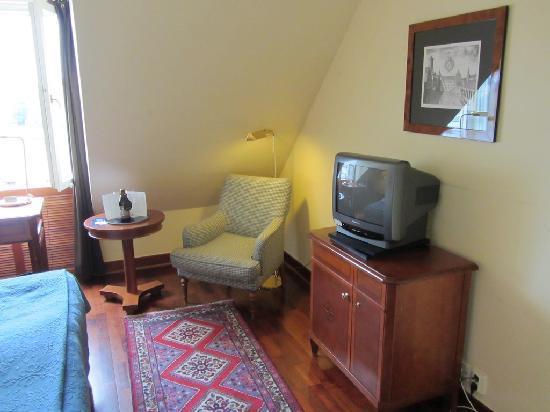 First Hotel Reisen: Superior Sea View Room