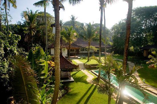 The Shore Villa: Garden