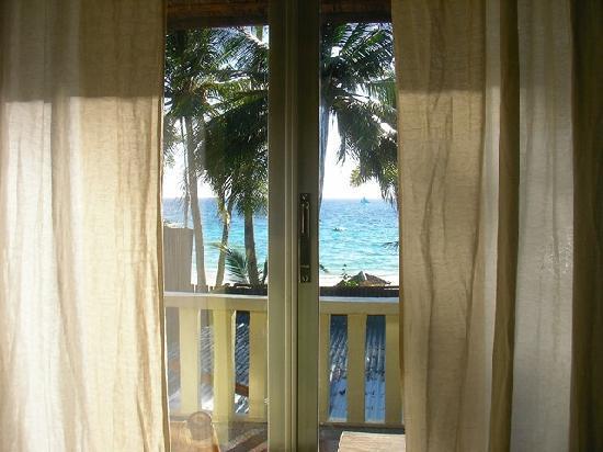 Blue Mango Inn: ocean view suite