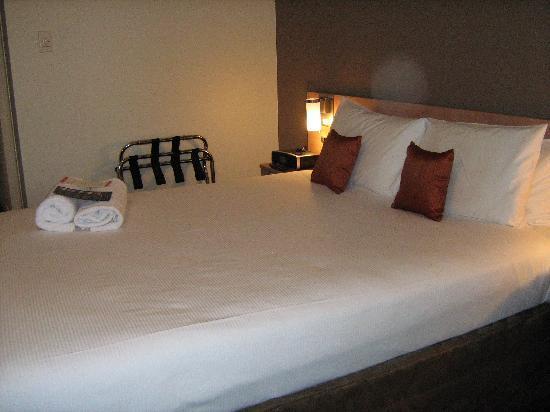 โรงแรมไอบิสเพิร์ธ: Comfortable bed