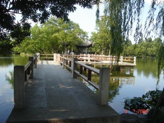 West Lake (Xi Hu): Lake