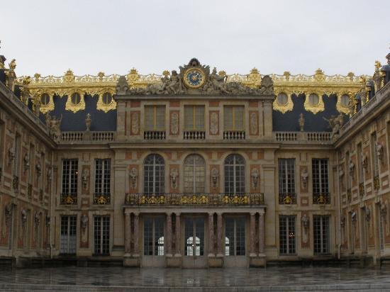 พระราชวังแวไซล์ส: ヴェルサイユ宮殿2