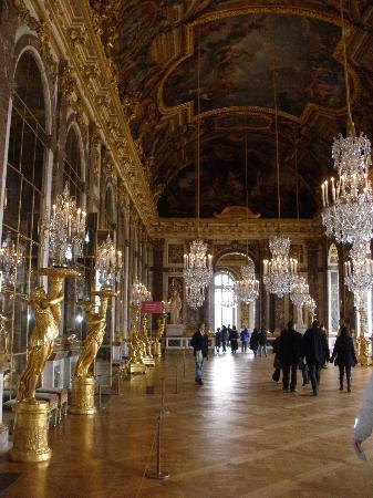 พระราชวังแวไซล์ส: ヴェルサイユ宮殿3