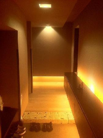 Esashi-cho, Japón: 個室入口