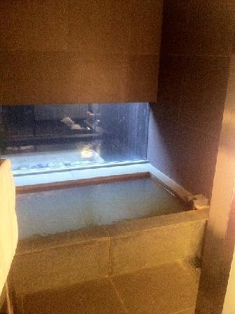 Esashiryotei Kuki: 部屋ごとにかけ流しの温泉