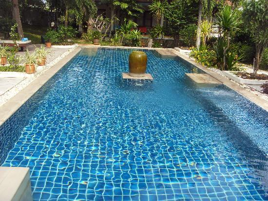 Arayaburi Boutique Resort: Pool/Jacuzzi