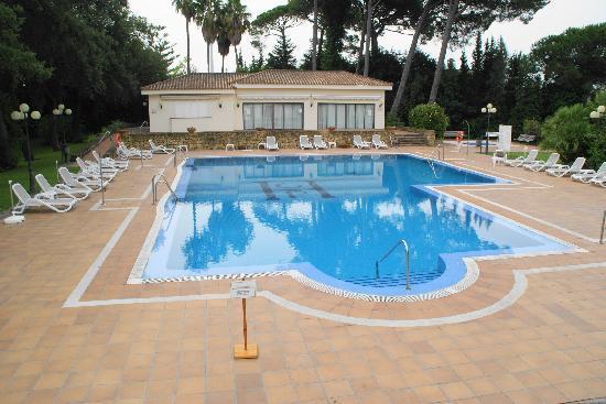 Hotel Guadacorte Park: La Piscina
