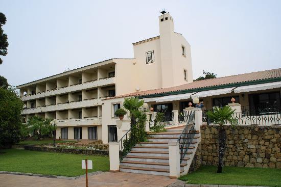 Hotel Guadacorte Park: Vista dalla Piscina 1