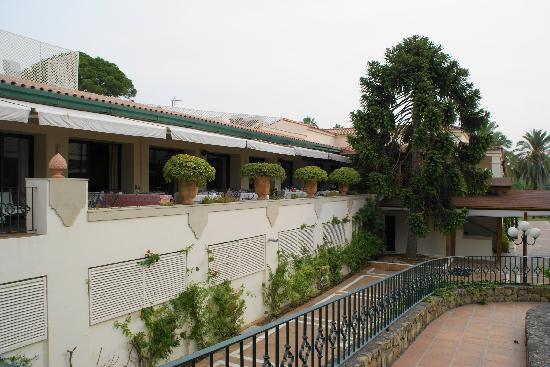 Hotel Guadacorte Park: Vista dalla Piscina 2