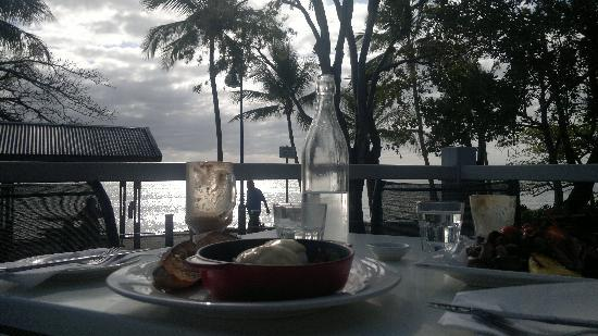 L'Unico Trattoria Seafood Restaurant: View