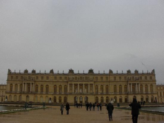 พระราชวังแวไซล์ส: ヴェルサイユ宮殿8