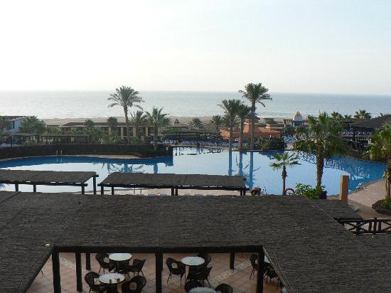 Occidental Jandia Playa: desde el hotel