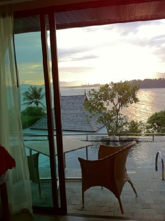 เดอะ เวสทิน สิเหร่เบย์ รีสอร์ท แอนด์ สปา: view from room