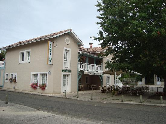 Levignacq, Francia: vue de l'Hôtel