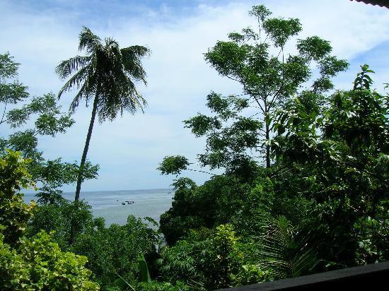 คิคัค ซีนัง รีสอร์ท: view from our bungalow
