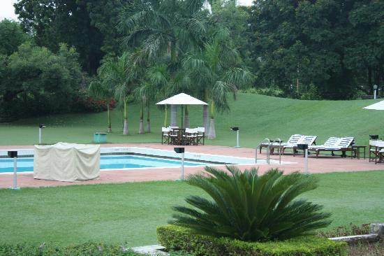 โรงแรม เดอะ เรดิสัน แจ๊ส คาจูราโฮ: piscina
