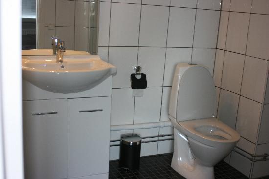 Liljeholmens Stadshotell: Private WC
