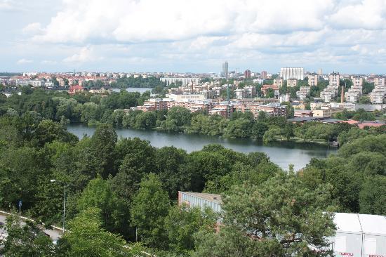 Liljeholmens Stadshotell: View