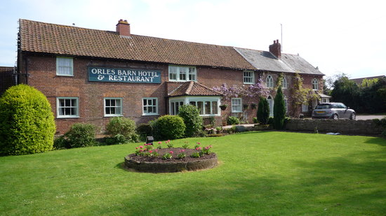 Orles Barn Hotel Restaurant: Orles Barn , Ross on Wye