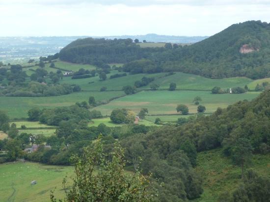 Sandstone Trail: View near Rawhead