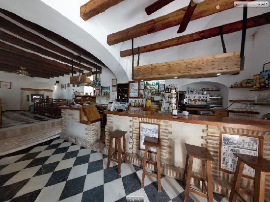 El Palomar de la Brena: bar