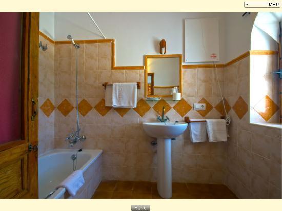 El Palomar de la Brena: baño