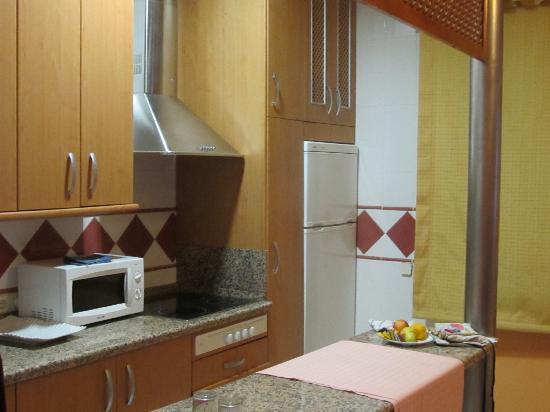 Apartamentos San Andres: cuisine
