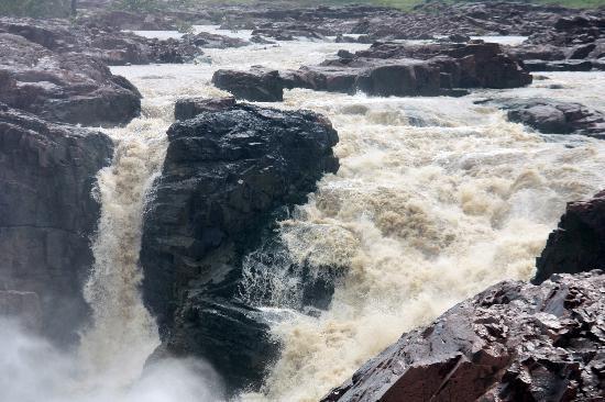 Madhya Pradesh, Indien: cataratas