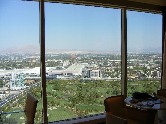 วินน์ลาสเวกัสโฮเต็ล: View from the room