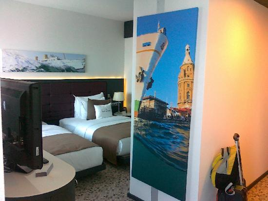 DoubleTree by Hilton Istanbul - Moda: our standart room