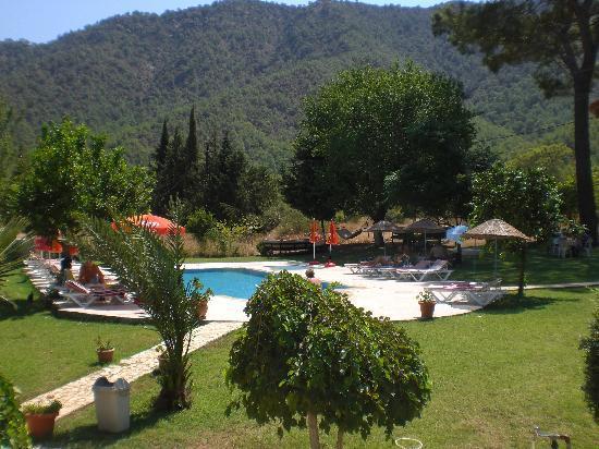Maviay Hotel Adrasan: Maviay Hotel swimming pool