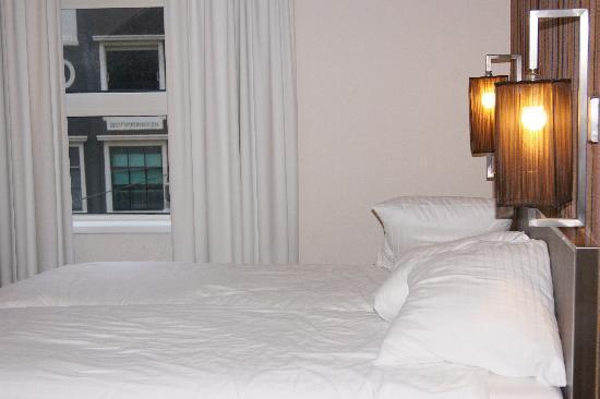 โรงแรมเวสท์คอร์ดซิตี้เซ็นเตอร์ อัมสเตอร์ดัม: camera da letto