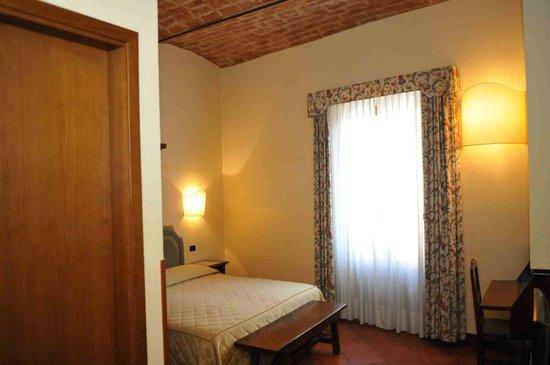 Hotel Relais Il Cestello: CAMERA  MATRIMONIALE CON VISTA