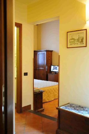 Hotel Relais Il Cestello: CAMERA MATRIMONIALE