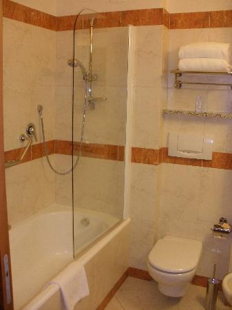 โรงแรมนิล: バスルーム